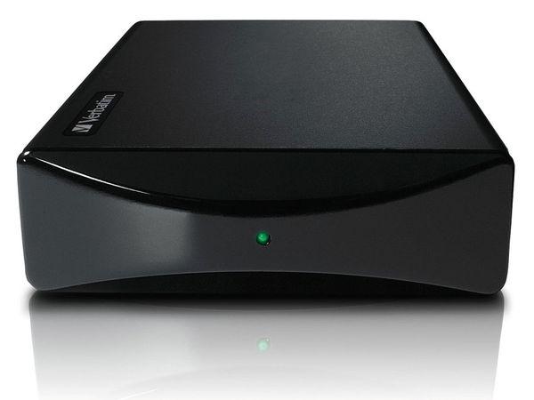 VERBATIM externe Festplatte, USB 2.0, 500 GB - Produktbild 1