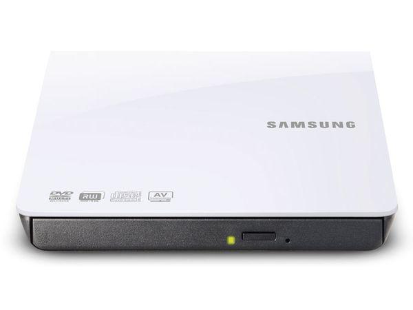 Externer DVD-Brenner SAMSUNG SE-208DB/TSWS - Produktbild 1