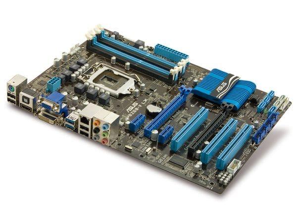 ATX-Mainboard ASUS P8Z68-V LX