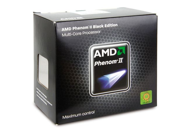 CPU AMD Phenom II X4 970 Black Edition, Quad Core