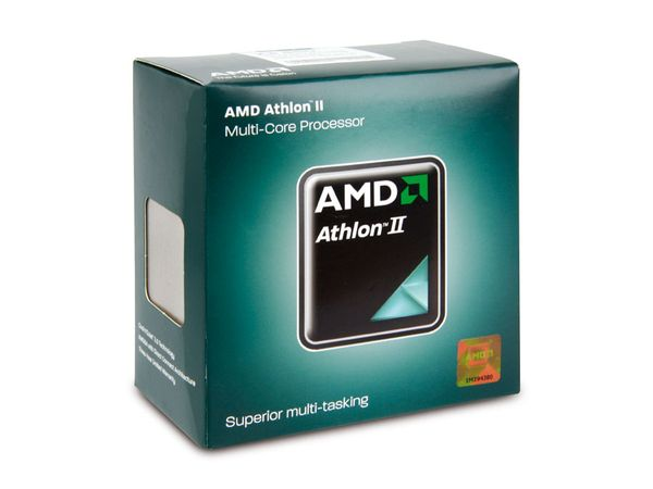 CPU AMD Athlon II X3 450, 3-Kern