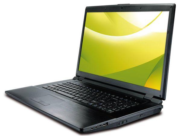 "43,9 cm (17,3"") Notebook CLEVO 7130"