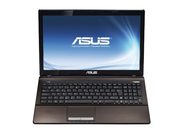 "Notebook ASUS K53SC-SX031V, 39,6 cm (15,6"" HD LED), 4 GB, 500 GB, Win 7"