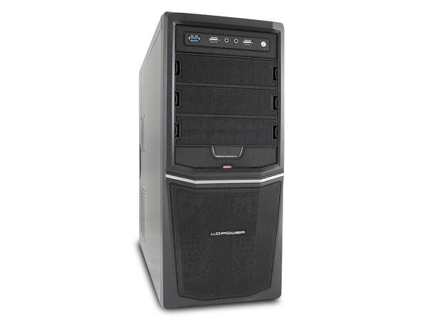 Barebone-PC AMD A4-3400 APU / GIGABYTE Board / 4 GB - Produktbild 1
