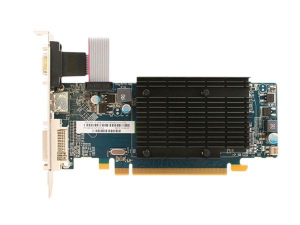Grafikkarte ATI Radeon HD5450, 1 GB GDDR3, passiv - Produktbild 2