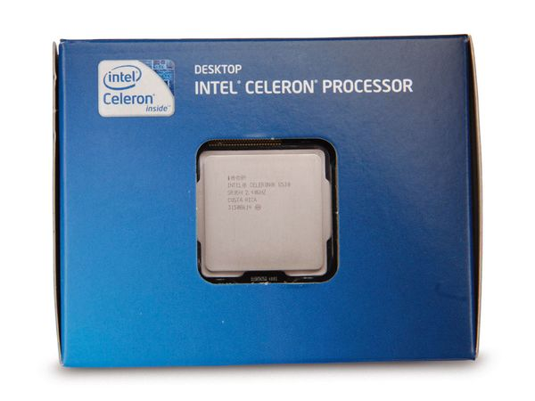 CPU INTEL Celeron G530 Dual Core, Box - Produktbild 2