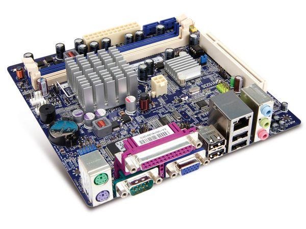 Mini-ITX Mainboard FOXCONN D41S - Produktbild 1