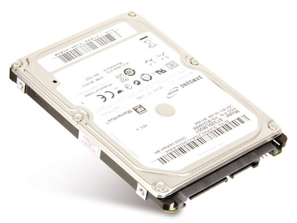 SATA-Festplatte TOSHIBA MK7575GSX