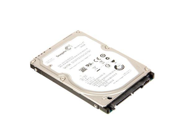 SATA-Hybrid-Festplatte Seagate Momentus XT ST750LX003, 750 GB