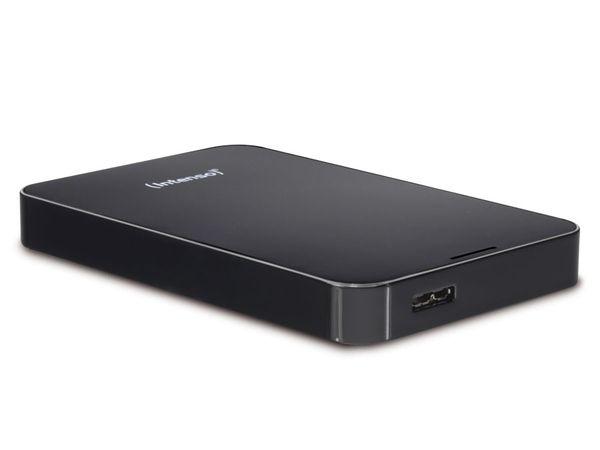 USB 3.0-HDD INTENSO Memory Drive, 750 GB, schwarz - Produktbild 1