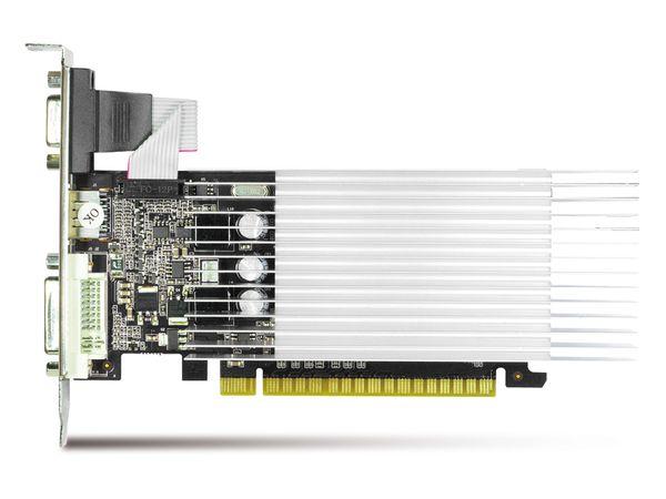 Grafikkarte GAINWARD GT610 SilentFX, 1 GB DDR3