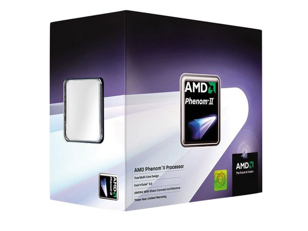 CPU AMD Phenom II X4 945, Quad-Core, Box