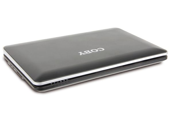 "Android-Netbook COBY NBPC724-B, 17,8 cm (7""), schwarz - Produktbild 3"