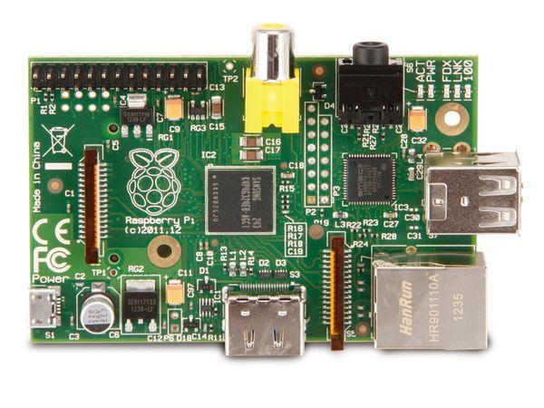 Raspberry Pi Model B - Produktbild 4