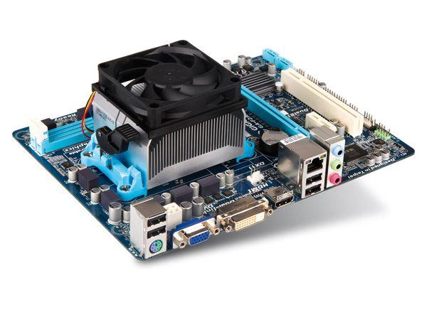 Mainboard-Bundle GIGABYTE GA-F2A55M-HD2, AMD A4-5300