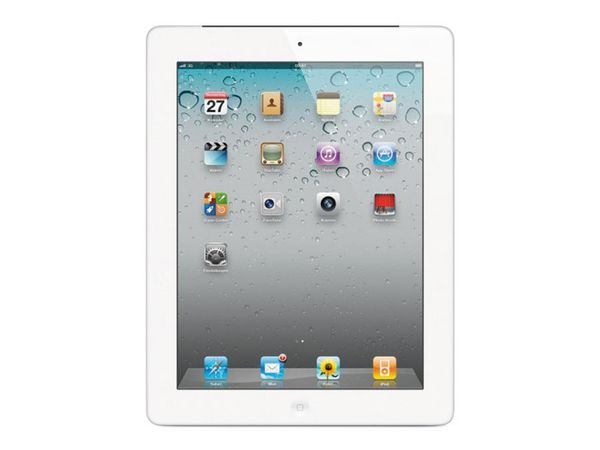 Apple iPad (4. Generation) 32 GB WiFi + Cellular, weiß