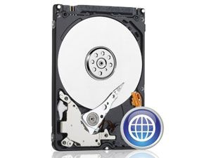 SATA-Festplatte WD SCORPIO BLUE (WD5000BPVT)