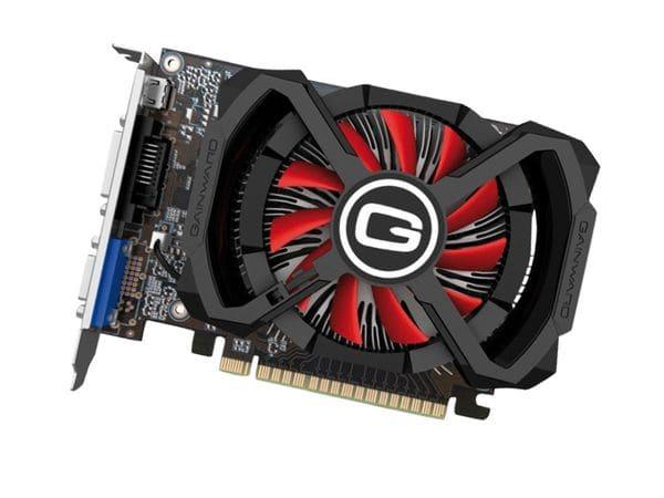 Grafikkarte GAINWARD GTX650, 2 GB GDDR5