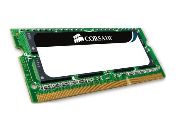 Speichermodul SO-DIMM, DDR3, CORSAIR CMSO8GX3M1A1333C9 Value Select