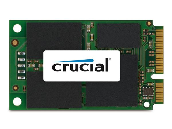 SSD CRUCIAL M4 CT128M4SSD3, SATA III, 128 GB