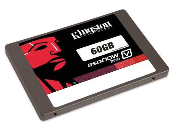 SSD KINGSTON SSDNow V300, SATA III, 60 GB