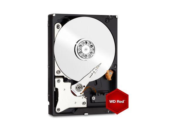 NAS SATA III Festplatte WD RED WD30EFRX