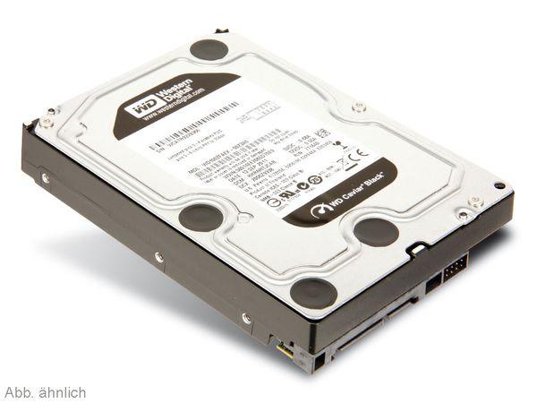 SATA III Festplatte WD CAVIAR BLACK WD5003AZEX