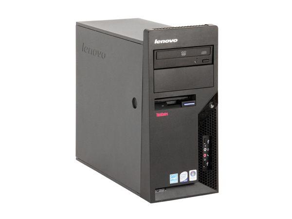 Komplett-PC mit Windows 7 LENOVO ThinkCentre M57p (9194) - Produktbild 1