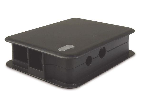 Raspberry Pi Gehäuse TEKO TEK-BERRY.9, schwarz - Produktbild 3