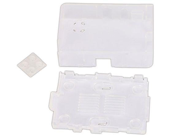 Raspberry Pi Gehäuse MULTICOMP MC-RP001-CLR, transparent - Produktbild 2