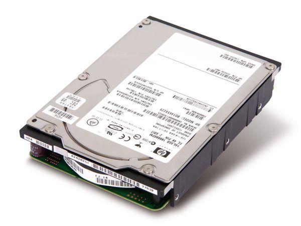 Fibre Channel Festplatte HP/HITACHI BD14658225 - Produktbild 1