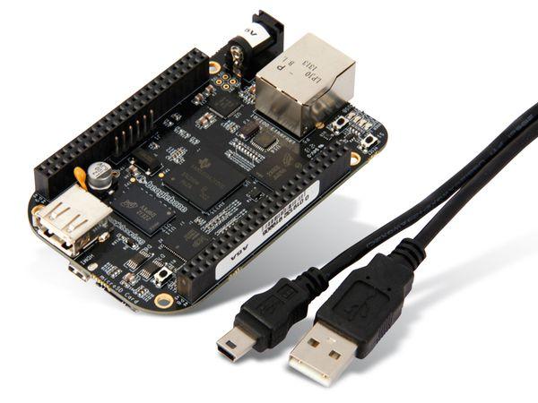 Einplatinen-Computer BeagleBone Black - Produktbild 2