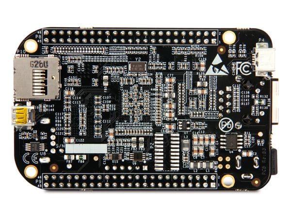 Einplatinen-Computer BeagleBone Black - Produktbild 3