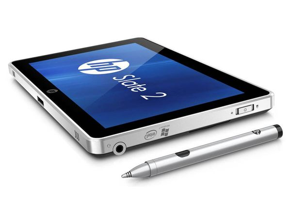 Tablet-PC HP Slate 2 A6M60AA, Windows 7, 64 GB SSD