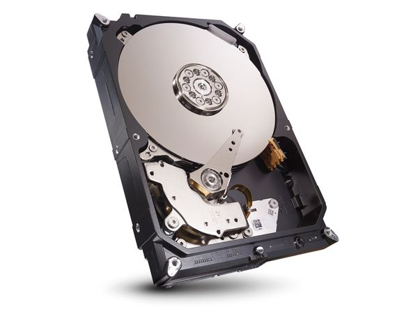 "NAS SATA III Festplatte SEAGATE ST3000VN000, 3,5"", 3 TB - Produktbild 1"