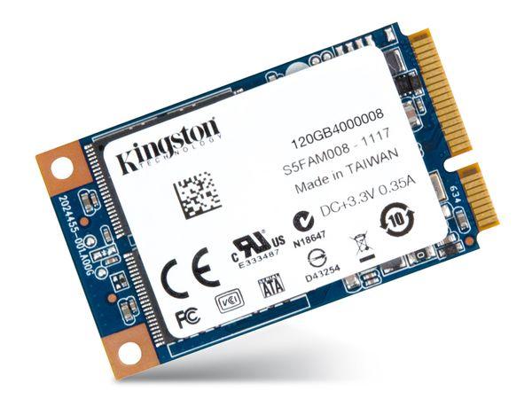 SSD KINGSTON SSDNow mS200, mSATA III, 120 GB