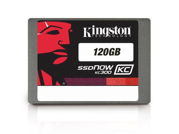 SSD KINGSTON SSDNow KC300, SATA III, 120 GB