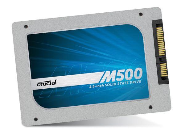 SSD CRUCIAL M500 CT240M500SSD1, SATA III, 240 GB - Produktbild 1