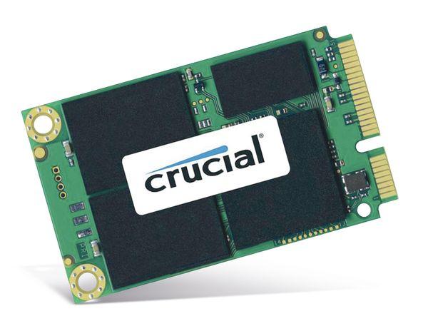 SSD CRUCIAL M500 CT120M500SSD3, mSATA III, 120 GB