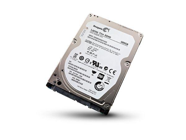 """SATA III Hybrid-Festplatte SEAGATE ST500LM000, 2,5"""""""