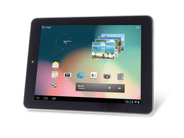 Tablet-PC INTENSO TAB1004, Android 4.2, Quad-Core - Produktbild 1