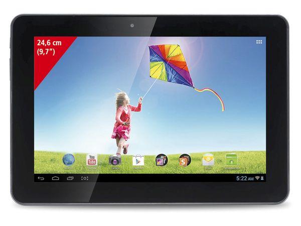 "Tablet-PC HANNSPREE HANNSpad SN97T41W, Android 4.1.1, 9,7"" - Produktbild 1"