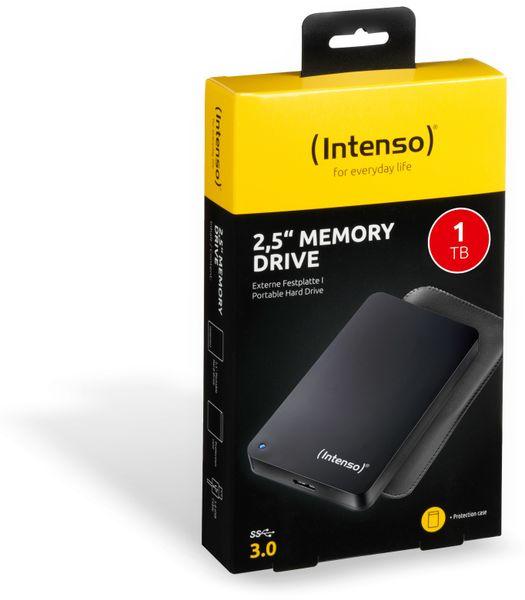 USB 3.0-HDD INTENSO Memory Drive, 1 TB, schwarz - Produktbild 2
