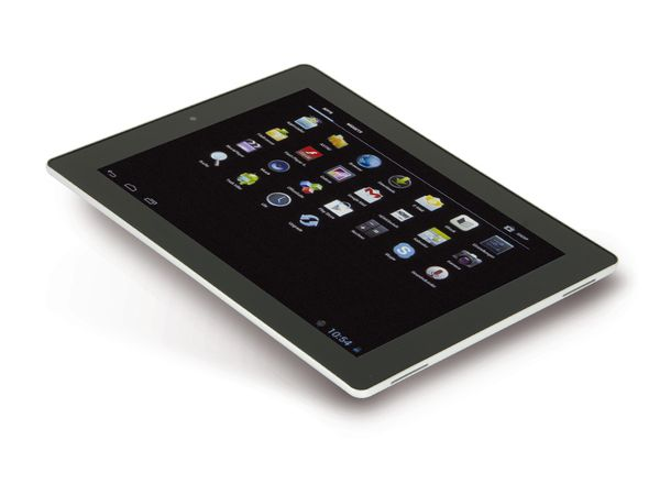Tablet-PC TOM-TEC DUAL 10 ATY45731, Android 4.1, Dual-Core - Produktbild 1