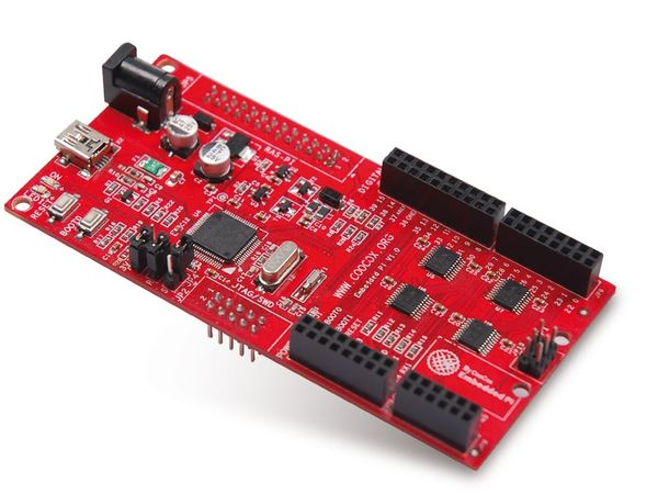 Raspberry Pi Erweiterung EMBEDDED PI - Produktbild 1