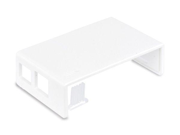 Raspberry Pi Gehäuse, Oberteil, weiß - Produktbild 1
