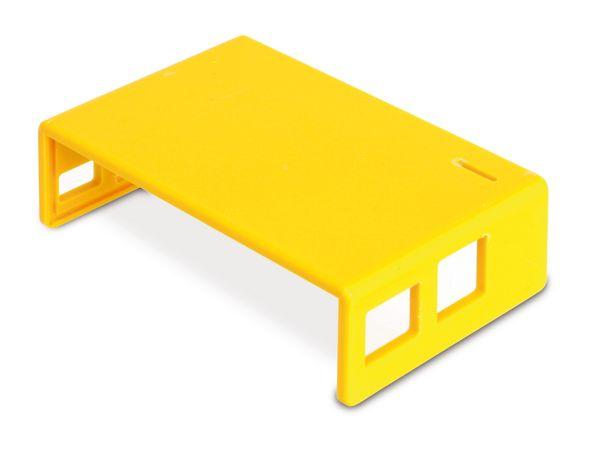 Raspberry Pi Gehäuse, Oberteil, gelb - Produktbild 1