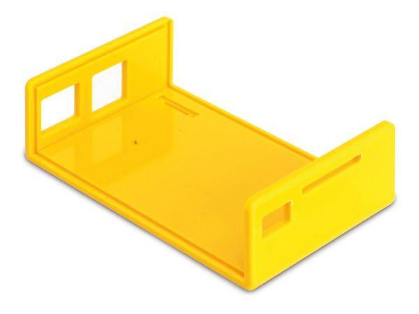 Raspberry Pi Gehäuse, Oberteil, gelb - Produktbild 2
