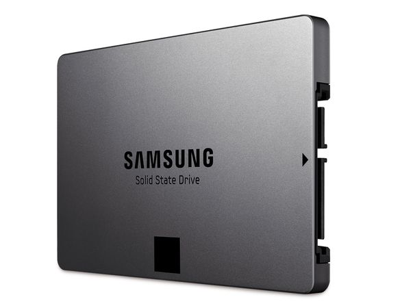 SSD SAMSUNG 840 Evo MZ-7TE250BW, SATA III, 250 GB - Produktbild 1