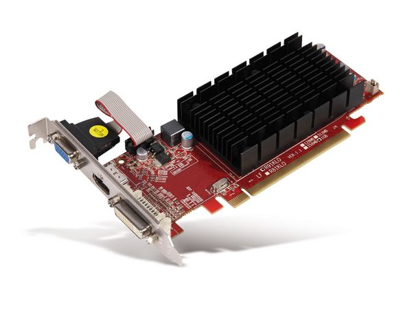 Grafikkarte CLUB 3D Radeon HD6450, 1GB DDR3 - Produktbild 1